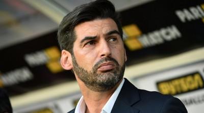 Паулу Фонсека: «Давление на меня в Риме? В Киеве, если вы не выигрываете, болельщики сразу требуют новых игроков и тренера»