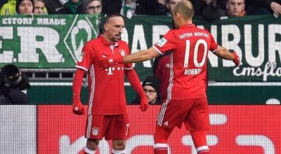 Рібері покине «Баварію» по закінченні сезону