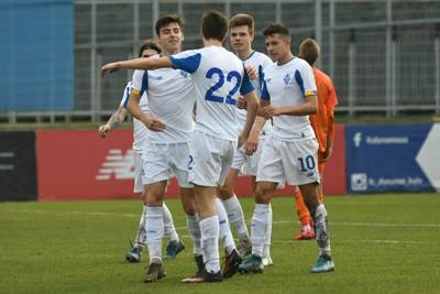 «Динамо» U19 здобуло перемогу над «Маріуполем»