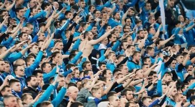 Фанати «Зеніта» підтримали військового злочинця на матчі Ліги Європи – клуб чекають серйозні санкції