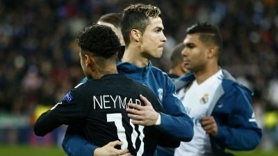 Неймар: «Роналду змінить італійський футбол»