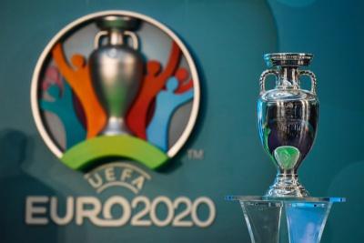 Представлений офіційний логотип Євро-2020