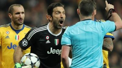 Суддівський експерт оцінив скандальні епізоди матчу «Реал» - «Ювентус»