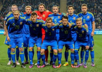 Рейтинг ФІФА: Збірна України втрачає позицію