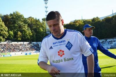 Олег Лужний. Капітан