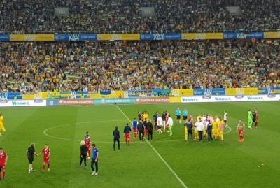 «Арена Львів» уникне дискваліфікації за матч із Сербією