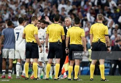 Вакарчук іронічно прокоментував суддівство у матчі «Реал» – «Баварія»