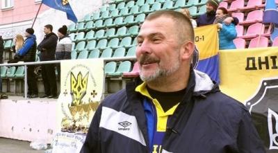 Почесний президент «Дніпра-1»: «Динамо»? Ще побачимо, на чиєму боці буде футбольний бог»