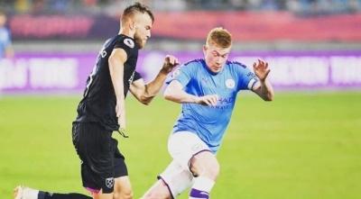 Чому Ярмоленко не потрапив у заявку на матч «Вест Хем» – «Ман Сіті»