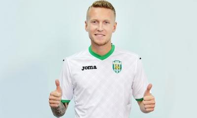 Юрій Ткачук: «Прийшов на тренування «Атлетіко» в бутсах Роналду, всі як почали сміятися з мене»