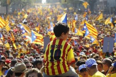 Матч «Барселона» - «Лас-Пальмас» перенесений через сутички в Каталонії