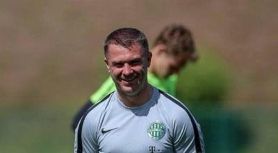 Ребров: «Я впевнений, що Шевченко скоро очолить серйозний футбольний клуб»