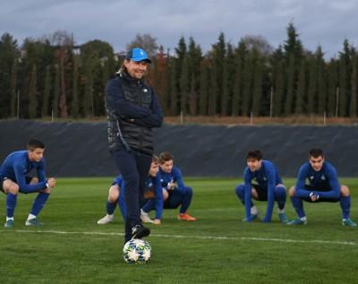 Ігор Костюк: «Ми автоматично займаємо перше місце і це дає право брати участь у Юнацькій лізі УЄФА»