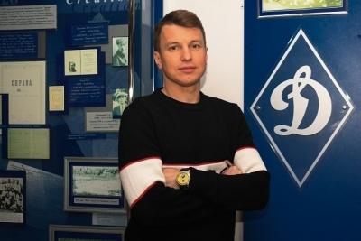 В'ячеслав Заховайло: «З появою Ротаня у грі «Динамо» додасться солідності»
