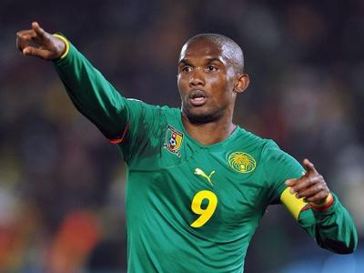 Ето`О вболіватиме за Алжир в матчі з Росією