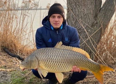 Два футболиста «Динамо» побывали на рыбалке в компании Виктора Вацко