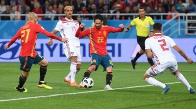 Збірна Марокко поскаржилася у ФІФА на суддівство на ЧС-2018 в Росії