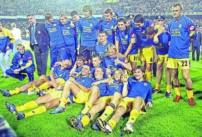 10 років тому збірна України вийшла на Кубок світу