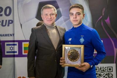 «Шахтар» обіграв «Динамо» у фіналі турніру в Мінську для команд U-14 – українці забрали майже усі індивідуальні нагороди