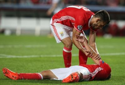 Суперник «Динамо» втратив свідомість під час матчу
