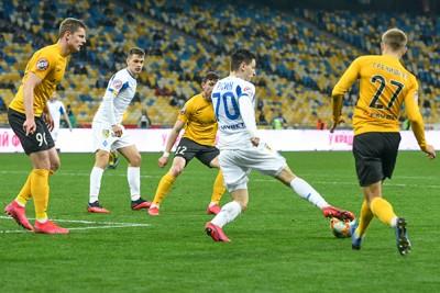 Почему действительно не был засчитан гол Русина в ворота «Александрии»