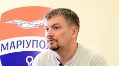 Андрій Санін: «Емблему «Маріуполя» намалювали за пляшку лікеру і коробку цукерок»