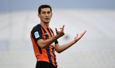 Удаление Степаненко - среди самых быстрых в еврокубках для игроков украинских клубов