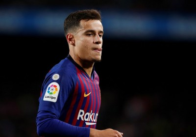 «Барселона» назвала ціну, за яку готова відпустити Коутіньо