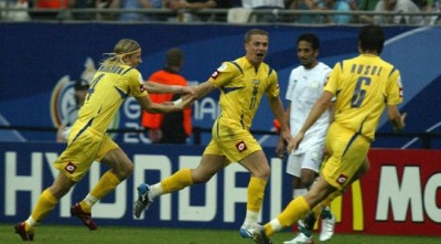 Ребров пригадав завершення кар'єри у збірній України