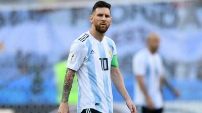 Мессі не отримав виклик до збірної Аргентини