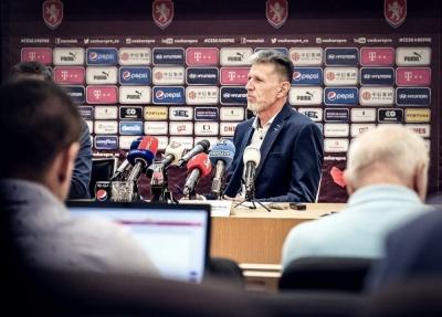 Тренер сборной Чехии: «Первым делом пересмотрим последний матч с Украиной»