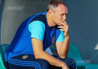 Олександр Головко: «Рудько зараз абсолютно заслужено грає у воротах «Динамо»