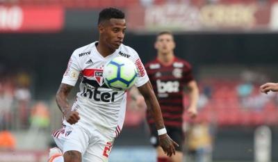 Че Че вже забиває за «Сан-Паулу»