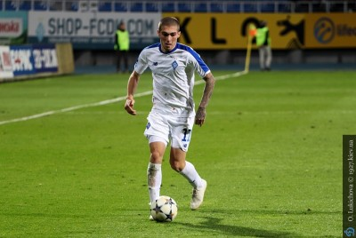 Цитаишвили – лучший игрок матча c «Олимпиком» по оценкам InStat