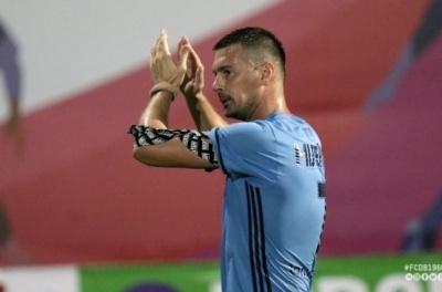 Мілевський забив переможний гол «Динамо» і відсвяткував у стилі Роналду