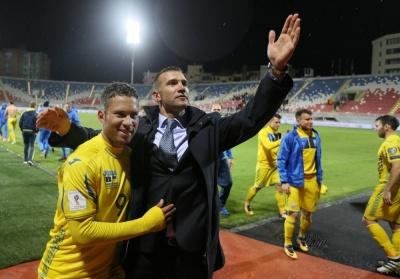 Марлос і ще 10 варягів, які виступали за збірну України