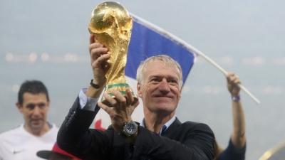 Globe Soccer Awards-2018: Дідьє Дешам - кращий тренер року