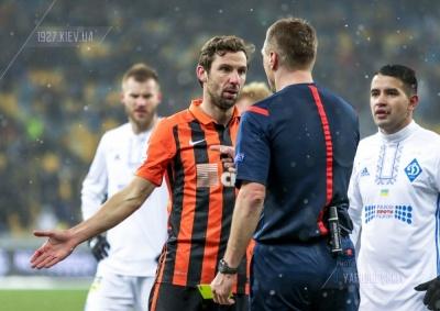 Офіційно. УЄФА відсторонила Срну від матчів Ліги чемпіонів аж до фіналу