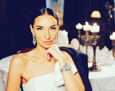 Та самая Нино из клипа Винника – жена вратаря «Динамо»