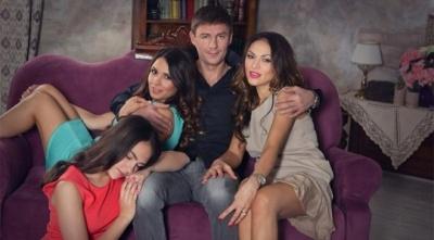 Максим Шацьких: «День народження відзначаю у родинному колі»