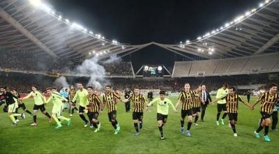 Чигринський з АЕКом пробився в фінал Кубка Греції