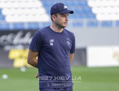 Луческу доверил проверить первую группу игроков «Динамо» после отпуска своим помощникам