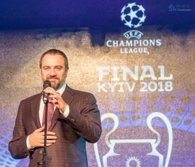 Павелко прямо порушив регламент УЄФА при поводженні з Кубком чемпіонів