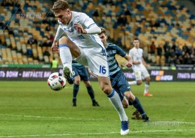 Сергій Сидорчук насолодиться матчем «Динамо» - «Барселона»