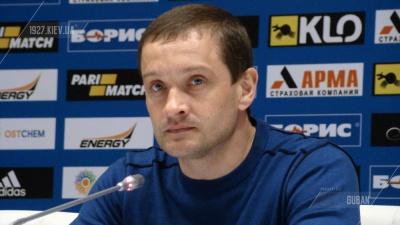 Роман Санжар: «Переїзд на стадіон «Динамо» - позитивний момент»
