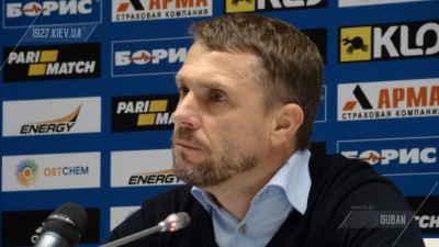 Сергій Ребров: «Я б повернувся до колишньої системи, коли у нас було чотирнадцять або шістнадцять команд»