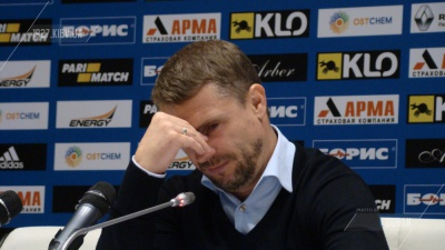 Сергій Ребров: «Хорвати не дали зіграти Ярмоленку»