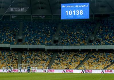 Офіційно: матч «Чорноморець» - «Динамо» відбудеться на НСК «Олімпійський»