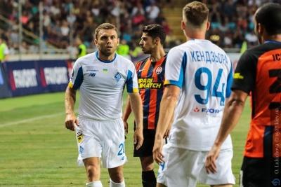 Новачок «Динамо» ввійшов до сотні найкращих гравців збірних