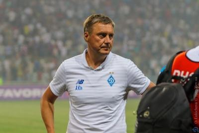 Хацкевич нигде не работал дольше, чем в «Динамо» и «Динамо-2»
